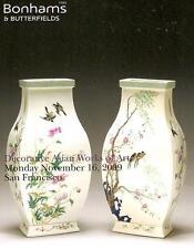 Bonhams // Chinese Japanese Artworks San Francisco Post Auction Catalog 2009
