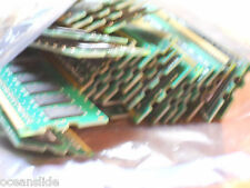 1 GIG OF RAM 2 - 512MB PC-3200 / 400MHZ REGISTERED ECC DDR2 RAM