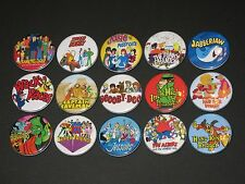 70's Cartoons Buttons/ Pins 15