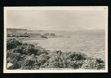 Ireland Co Kerry WATERVILLE Lake Currane c1950/60s? RP PPC