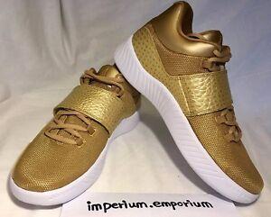 Nike Men's Jordan J23 Trainers Gold/White Size UK 7.5