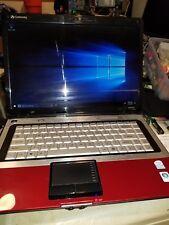 Gateway M-Series Laptop Intel Dual Core 1.8GHz 3GB RAM 2500GB Win 10