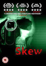 SKEW DVD  HORROR Rob Scattergood BRAND NEW & SEALED WITH FREE P+P IN THE U.K