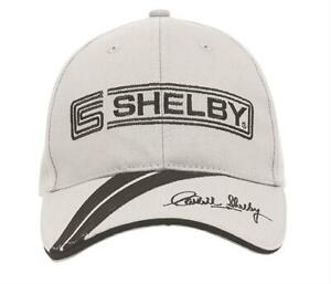 Shelby Signature Stripe Hat - Awesome Cap for Any Shelby Mustang Owner or Fan
