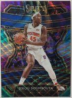 2019-20 Panini Select Sekou Doumbouya RC Concourse #71 Tri-Color Basketball Mint