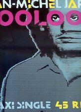 JEAN-MICHEL JARRE zoolook GERMAN 1984  12INCH 45 RPM EX