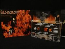 SINERGY TO HELL AND BACK  MC CASSETTE