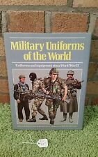 Military Uniforms Of The World - Uniforms & Equipment Since WWII