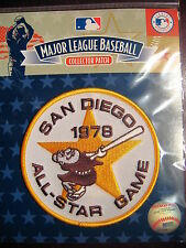 MLB Official 1978 AllStar Game Patch San Diego Padres
