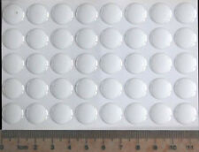 "2000PCS 1/2"" Inch Dome Circle Clear Epoxy Stickers for Bottle Caps Crafs"