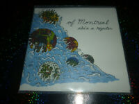 "OF MONTREAL   SHE'S A REJECTER   RARE 7"" VINYL   POLYVYNIL RECORS CO"