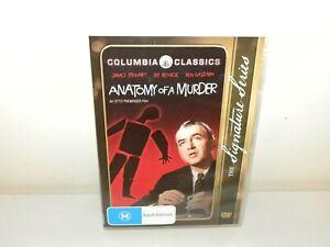 Anatomy of a Murder DVD - REGION 4 - VGC