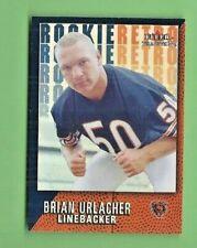 BRIAN URLACHER 2000 FLEER TRADITION ROOKIE CARD RETRO #RR4 BEARS RC ONLY 1 EBAY