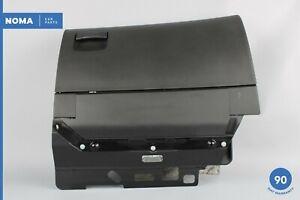 04-10 Audi A8 A8L D3 Quattro Dash Dashboard Glovebox Compartment Trim Black OEM