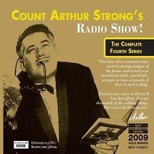 Count Arthur Strong`s Radio Show Series 4 Komedia Entertainment 3cds