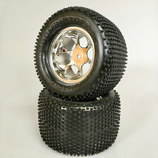 1:8 Monster Tyres Redneck with Rim Offset for Traxxas Hpi Kick Fresh Team Ori