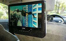 """9 """"Auto Poggiatesta Lettore DVD Auto Lettore DVD PORTATILE 9 POLLICI Kit di Montaggio AV IN"""
