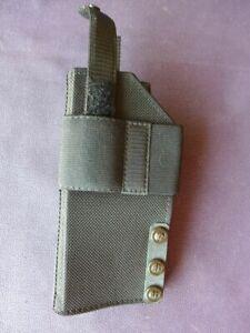 QSI Nylon Sig Sauer 220 226 Police Hunting Left Hand Gun Pistol Belt Holster BL