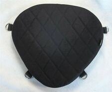 Black Motorcycle Gel Pad Seat Cushion For Triumph America & Classic Touring new