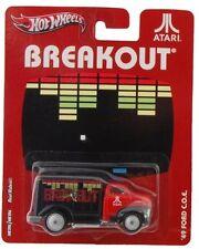 "1:64 Atari '49 Ford C.O.E. ""Breakout"" 2012 Nostalgia Series by Mattel/Hot Wheels"