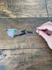 Oakley Bottle Rocket 4.0 Pewter 53-18-120 Prescription Frames Eye Glasses RX G87