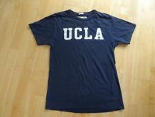 UCLA league mens print navy t shirt top SIZE LARGE CLASSIC VERY GOOD