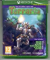 Terraria *NEW 2018 Edition   'New & Sealed' *XBOX ONE (1)*