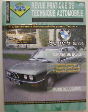 BMW E39 REVUE TECHNIQUE TÉLÉCHARGER 525D