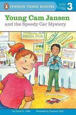 Young Cam Jansen and the Speedy Car Mystery by David A Adler (Paperback /...