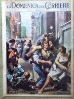 La Domenica del Corriere 19 Luglio 1959 Mike Bongiorno Verona Mangano Lavaredo