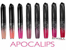 NEW ** CHOOSE SHADE **  Rimmel London Apocalips Lip Lacquer 5.5ml