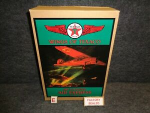WINGS OF TEXACO 1929 LOCKHEED AIR EXPRESS AIRPLANE - 1993 - #1 in Series E