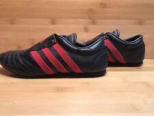 Adidas Taekwondo Karste Martial Arts Shoes Size 7.5 Black Red