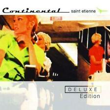 Saint Etienne - Continental - Deluxe Edition (NEW 2CD)