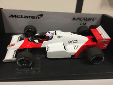 1 18 Minichamps McLaren Mp4/2b World Champion Prost 1985
