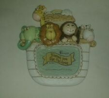 """Dicksons Noah's Ark Photo Frame - 3.5"""" x 2.5"""" Picture Size"""