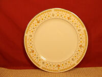 Fine China of Japan Garden Bouquet 4078 Pattern Dinner Plate 10 3/8""