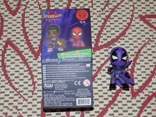 FUNKO, PROWLER, SPIDER-MAN INTO THE SPIDERVERSE, MYSTERY MINIS, 1/72, FIGURE