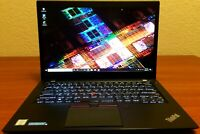 Lenovo ThinkPad T460s Intel i7-6600 2.60GHz 16GB RAM 256GB SSD NVIDIA 930M Touch