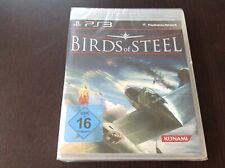 Ps3 birds of steel, de Gaijin, nuevo ORIG. soldada, Sealed, propuesto 01397