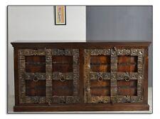 Kolonial Sideboard Schrank Kommode Almirah 180 cm recycling Holz massiv