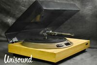 Denon DP-1000/DP-1700 Direct Drive Turntable in Very Good Condition