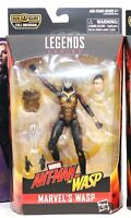 Marvel Legends Series Marvel's WASP- New in Box - Shelf Wear, Free Pad Env. Ship