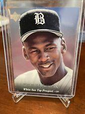 Michael Jordan Baseball Rookie (?) card