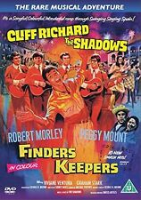 Finders Keepers   **Brand New DVD**  Cliff Richard