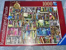 "Colin Thompson Jigsaw ""The Bizarre Bookshop"" Ravensburger. 1000 pieces."