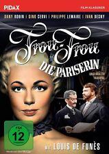 Frou-Frou die Pariserin * DVD Komödie mit Dany Robin, Gino Cervi Pidax Neu