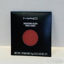 MAC Sheertone Powder Blush Pro Palette Refill Pan Pinch Me (Rosy Coral) NIP