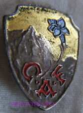 SK1867 - INSIGNE BADGE SKI CLUB ALPIN FRANÇAIS