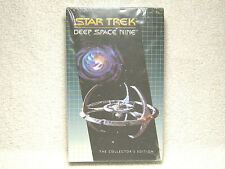 STAR TREK DEEP SPACE NINE VHS - THE HOMECOMING - THE CIRCLE - NEW SEALED